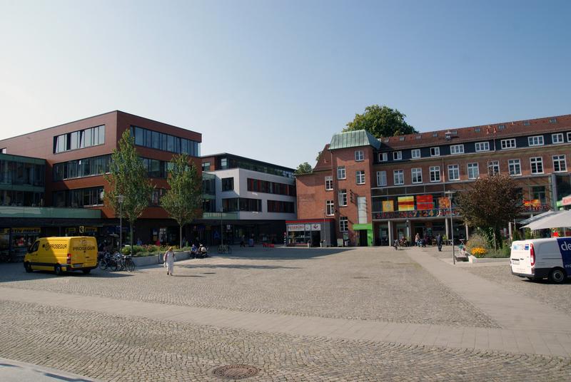 Hamburg Alsterdorfer Markt