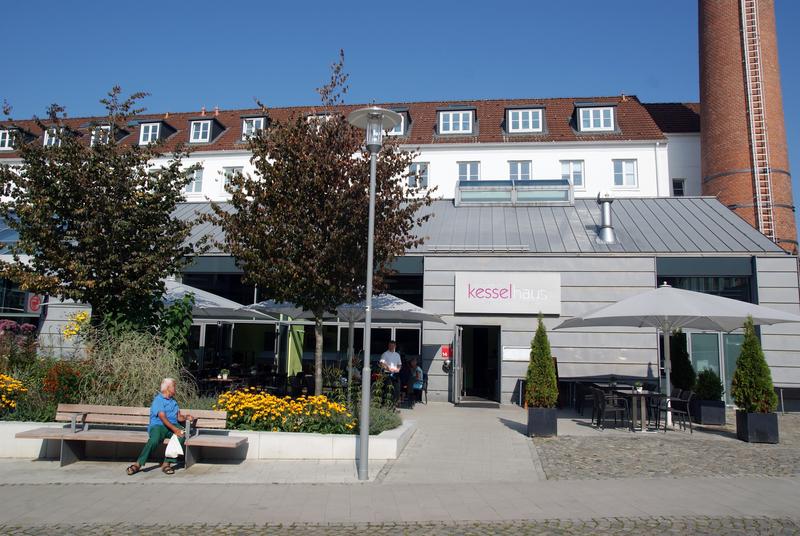 Alsterdorfer Marktplatz